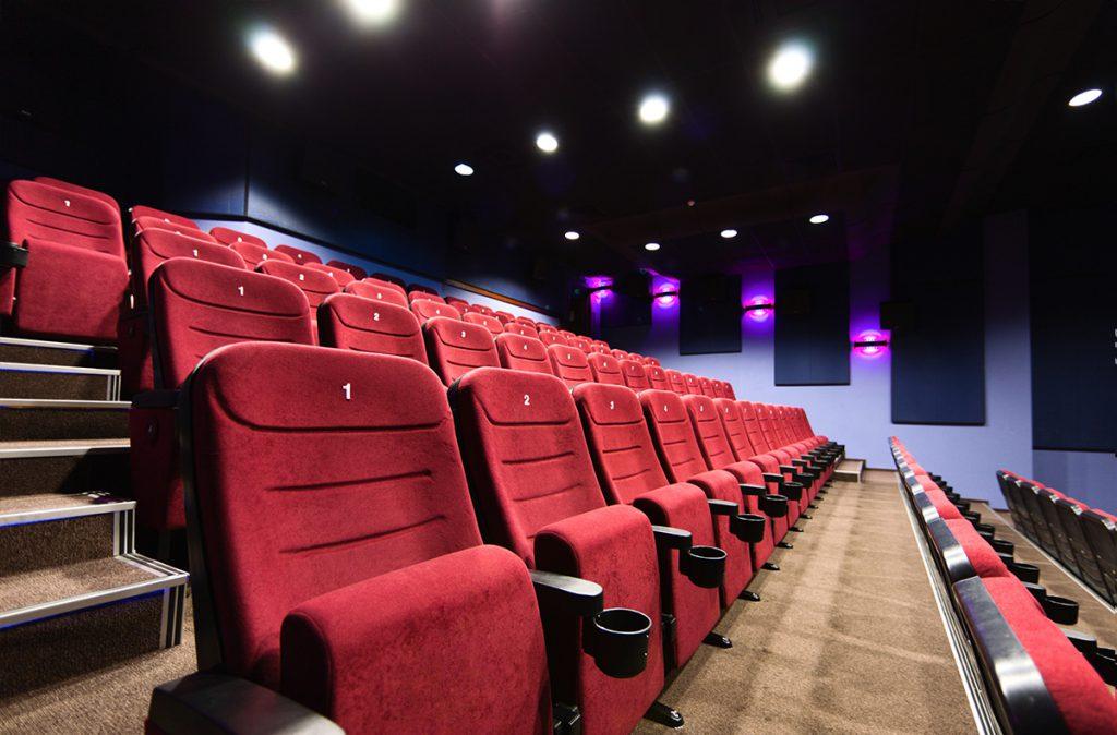 Freizeitzentren & Kino